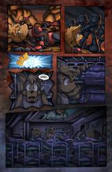 COMM: Dingo War 2 by glitcher