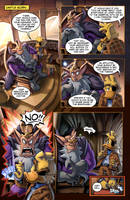 SONIC RETOLD - Issue 3, Page 18 by glitcher