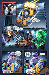 SONIC RETOLD - Issue 3, Page 24