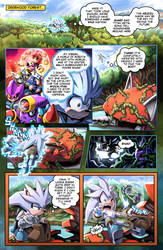 SONIC RETOLD - Issue 4, Page 5 by glitcher