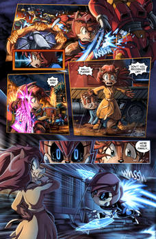 SONIC RETOLD - Issue 4, Page 21