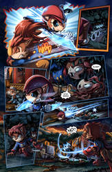 SONIC RETOLD - Issue 4, Page 22