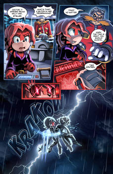 SONIC RETOLD - Issue 4, Page 24