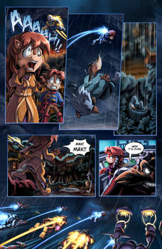 SONIC RETOLD - Issue 4, Page 25