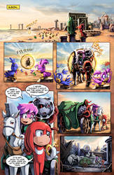 SONIC RETOLD - Issue 5, Page 1