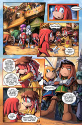 SONIC RETOLD - Issue 5, Page 2