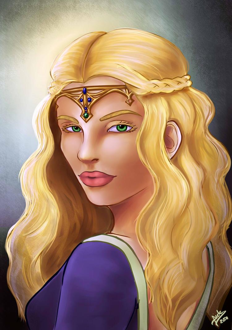 Cersei Lannister - Kiriban by im--not--OK