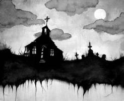 The Church by linmh