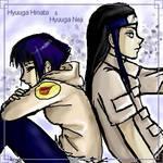 The Hyuuga cousins