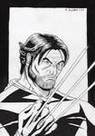 Wolverine Lineart January 2016