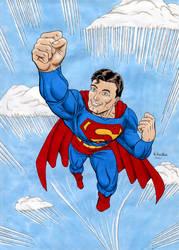 Superman Colours March 2021
