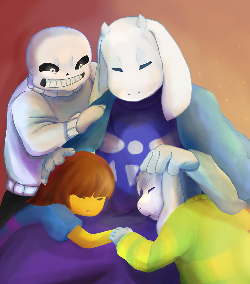 [UNDERTALE] Home by Maxx2DXtreame