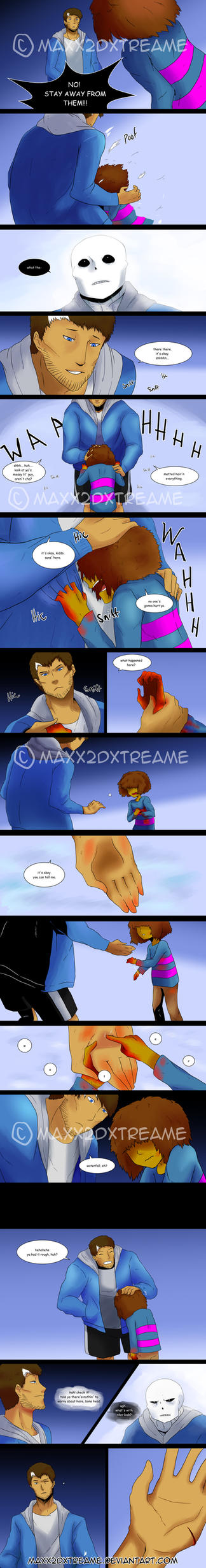 [Undertale] Detour pg 18 by Maxx2DXtreame