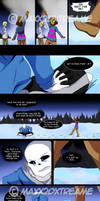 [Undertale] Detour pg 33 by Maxx2DXtreame