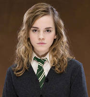 Slytherin Hermione by HermioneHecate