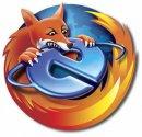 Firefox vs. Explorer by Chromolava