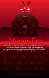 Minion Pro Tribute by FlyingMachineArts