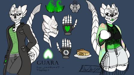Guara by Starleaper