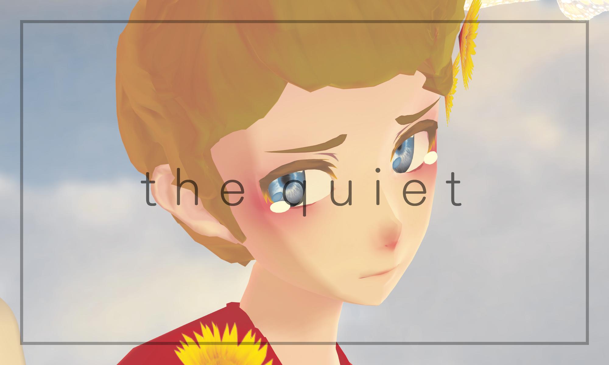 The Quiet by Kit-Cat-Kisses