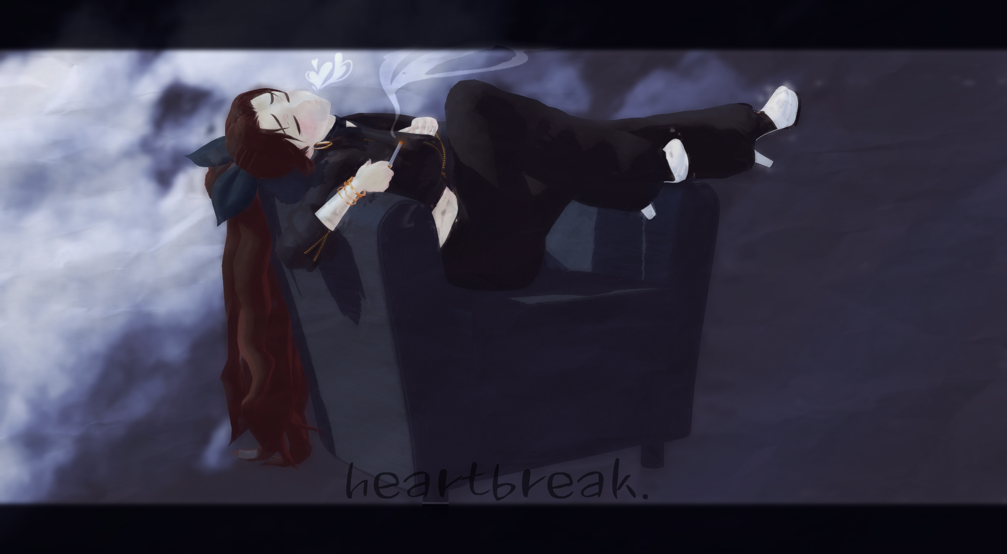 heartbreak. by Kit-Cat-Kisses