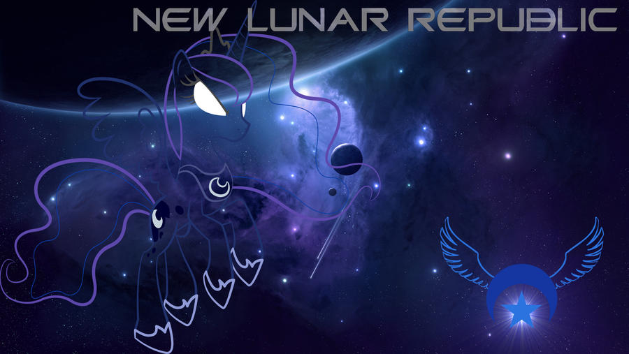 New Lunar Republic by DJBrony24