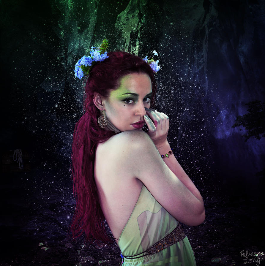Envy by RebeccaLongArt