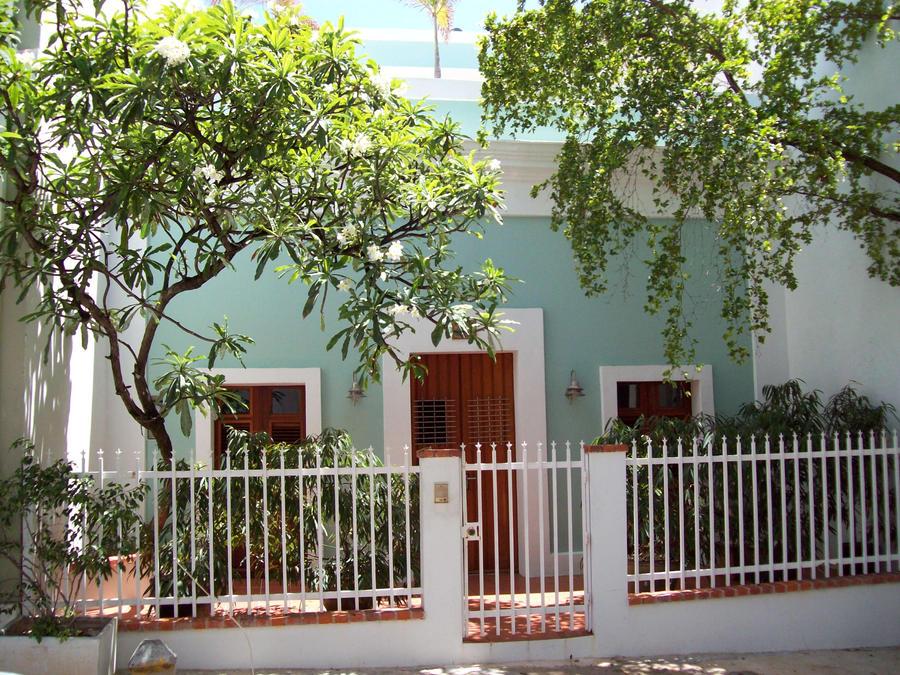 Casa en el Viejo San Juan by Alurcada