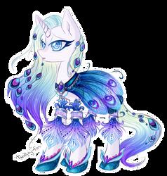 Adoptable Pony 9 by Twitchy-Fox