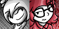 Pixel girls by Airyfellow