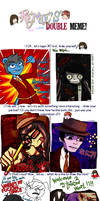 Double Meme 2019 by Uvodd-AF