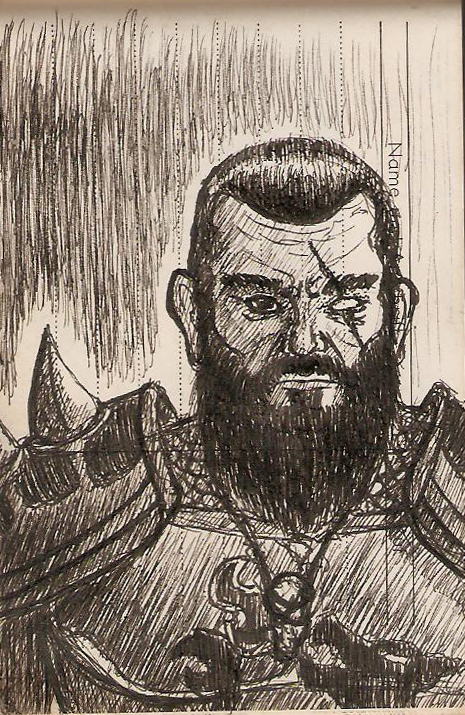 Sketch 11 by Malkel
