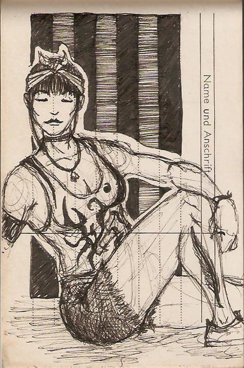Sketch 12 by Malkel