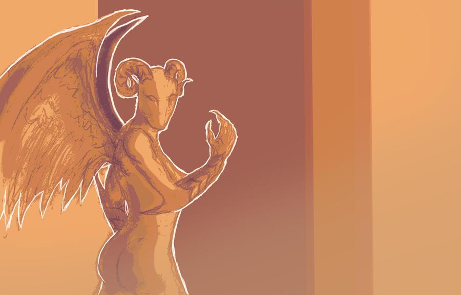 Demon by Malkel