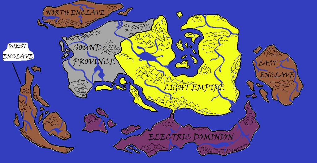 River Map by xXTaiWolfXx