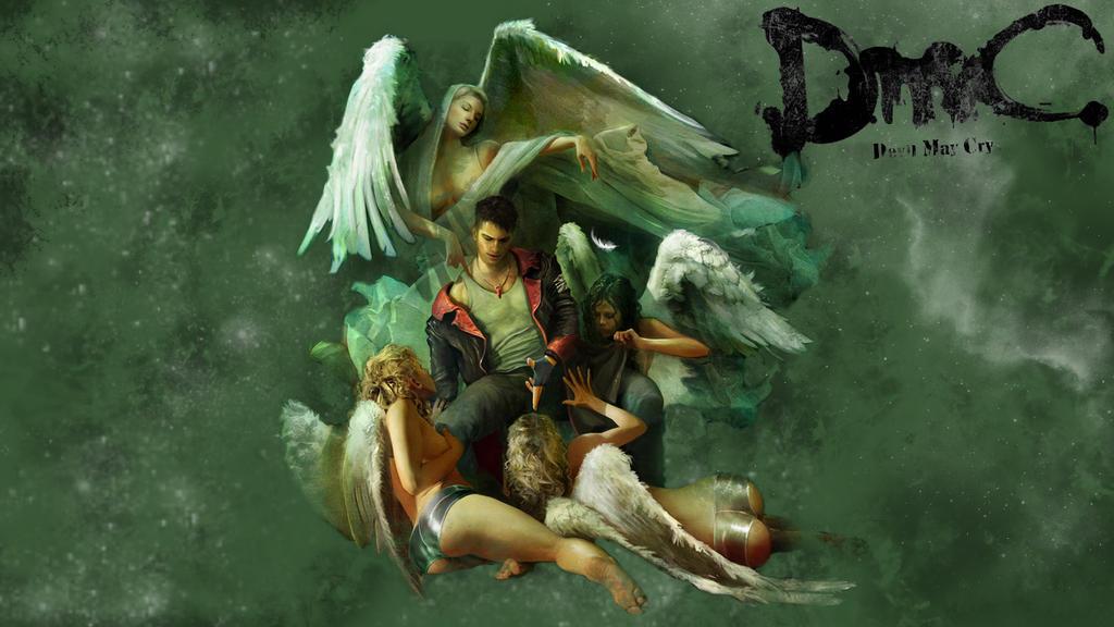 DMC Devil May Cry by softlady