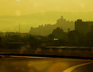 the road to trencin by cy4n