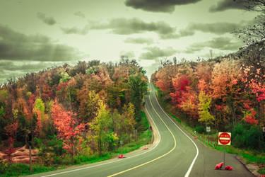 Road to a broken heart by Mi-Ciello