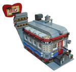 LEGO 'Big Apple' Diner