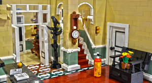 LEGO Fawlty Towers