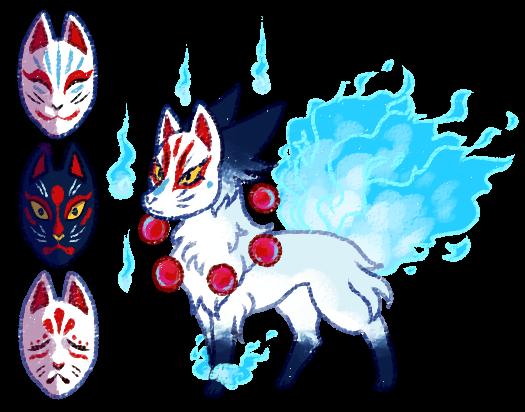 Ominous Kitsune