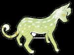 Colourful Chameleon 270