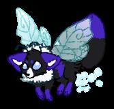 Midnight Fae Fox
