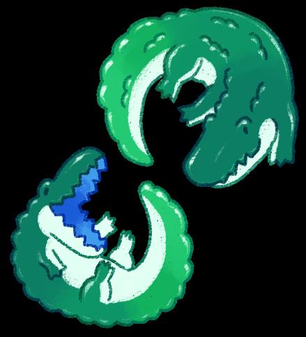 (S) Gummy Gator