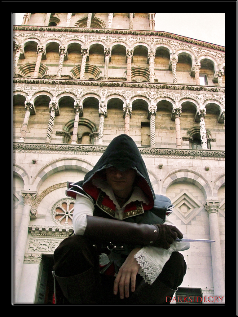 Ezio Auditore Cosplay - Master by darksidecry
