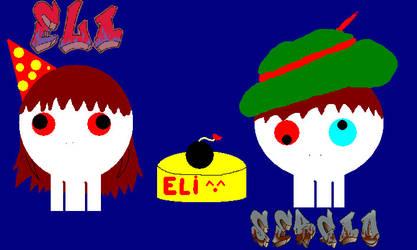 Happy Birthday Eli by luigimagic