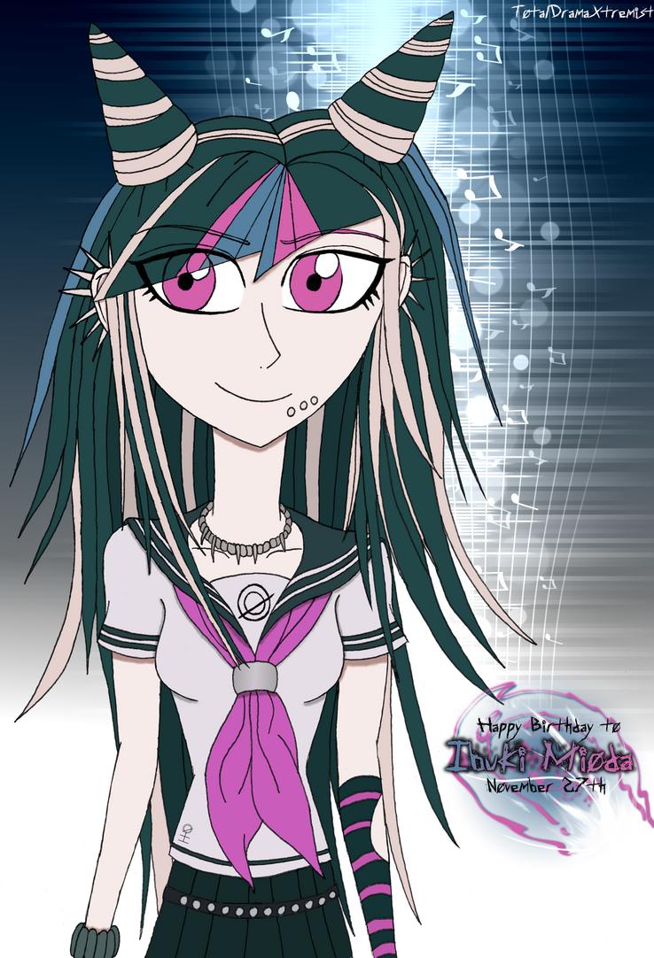Happy Birthday Ibuki! by TotalDramaXtremist