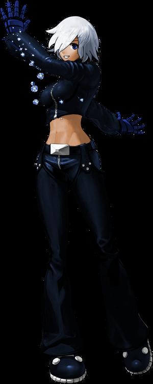 KOF XIII: Ice Render (MUGEN)