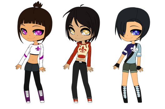 TDX's Chibi Adoptables (CLOSED)