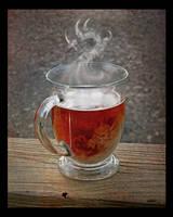 Tea Dragon by M-Amey
