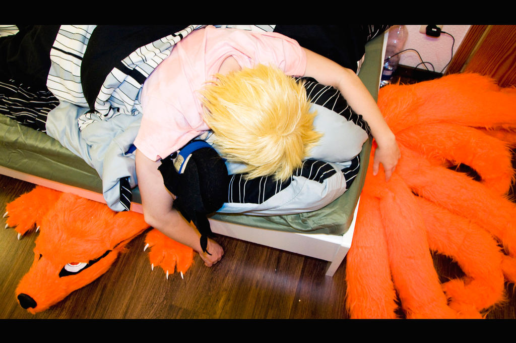 good night little kid by oOoNaruto-chanoOo